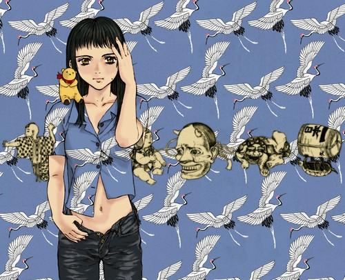 幻冬舎コミックス版カバー画